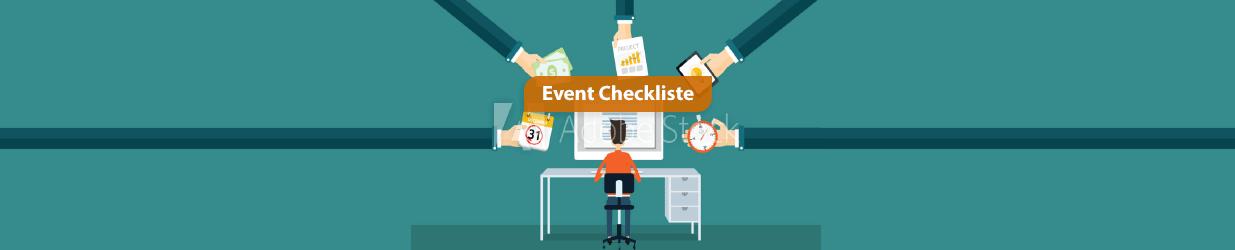 Event Checkliste - Mit der Veranstaltungs-Checkliste gelingt Dir die ...