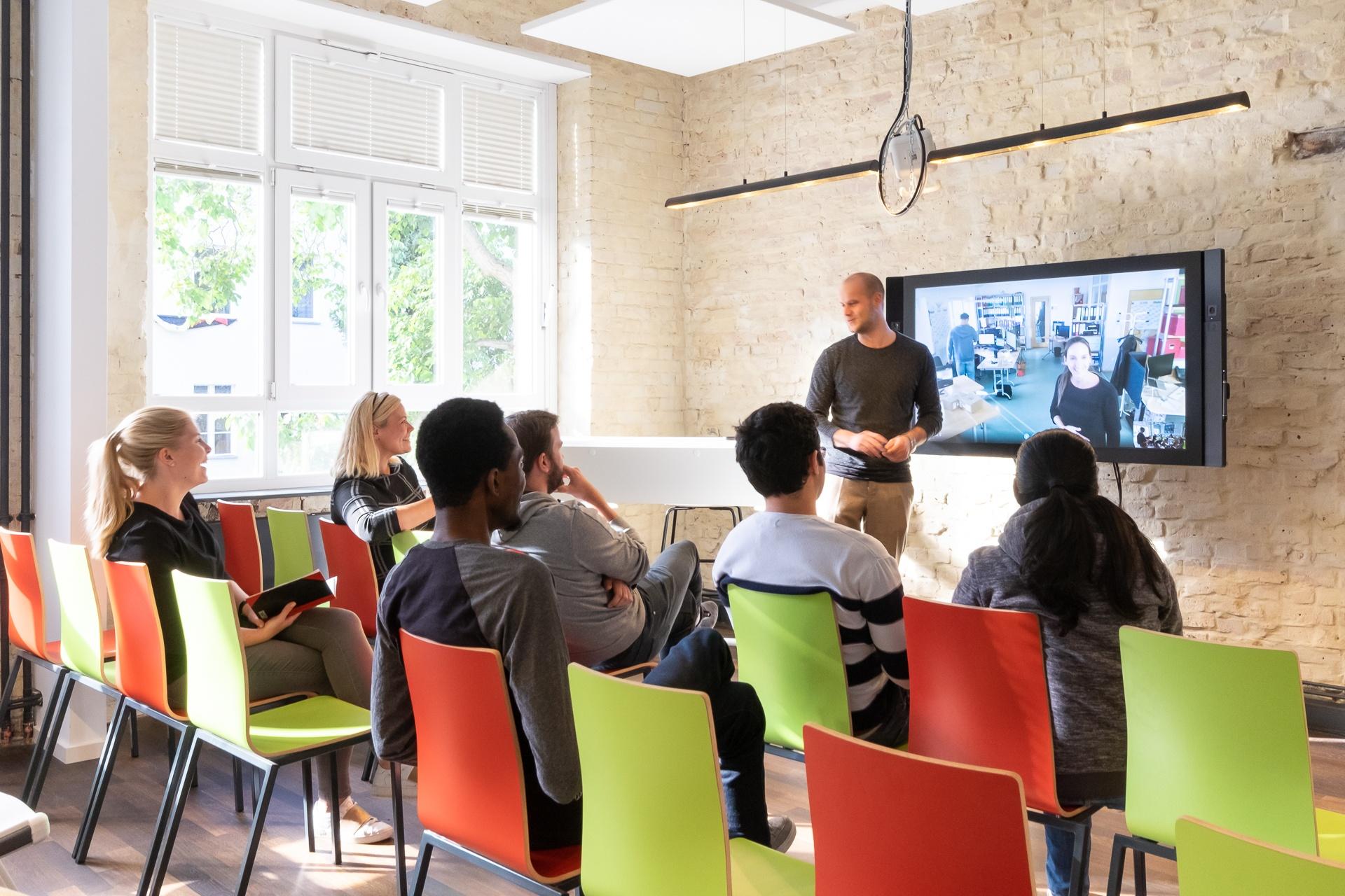 Berlin Hub Meetingraum